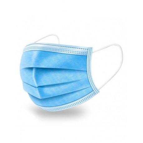 Lot de 5 Masques chirurgicaux Jetables adultes COVID