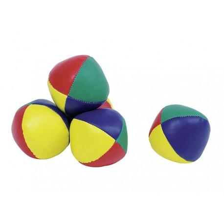 Balles de jonglage en tissu