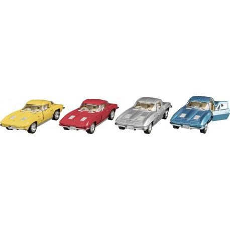 "Voiture "" Corvette Sting Ray - Année 1963"
