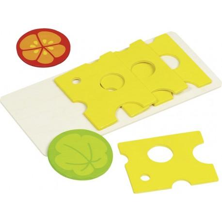 Accessoires Cuisine - Tranches de fromage