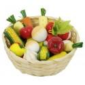 Accessoires de cuisine - Corbeille de légumes