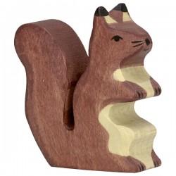 Holztiger -Brown Squirrel (Ecureuil Marron)