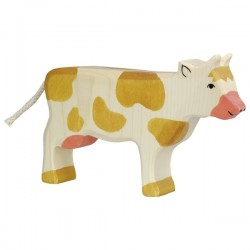 Holztiger - Vache Marron Debout