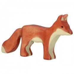 Holztiger - Standing Fox