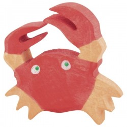 PRECOMMANDE Livraison 08 2021 Holztiger - Crabe en Bois