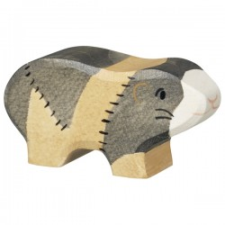 Holztiger - Cochon d'Inde en Bois