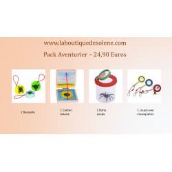 Pack Aventurier