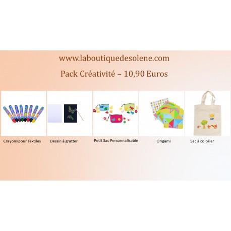 Pack Créatif