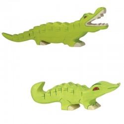 Holztiger - Lot Crocodiles