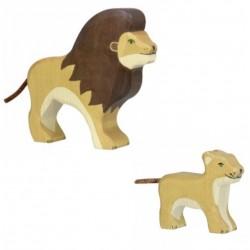 Holztiger - Lion 2-Set