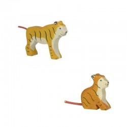 Holztiger - Lot Tigres