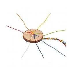Disque à tricoter en bois - 7 fils