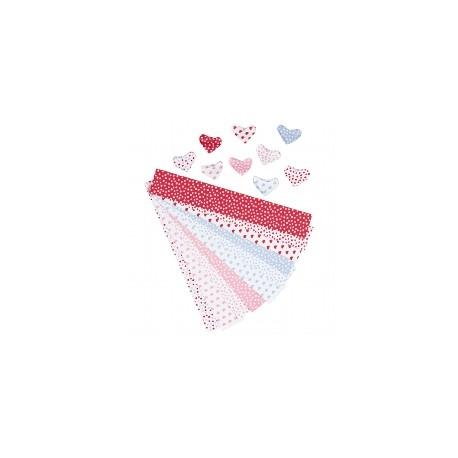 Kit Origami - Coeurs