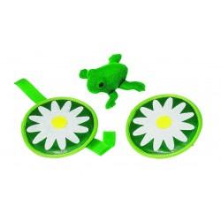 Attrape la grenouille avec Velcro - 12,5 cm - 4 ans