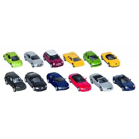 Voitures en métal de marque ( Audi, Mercedes, BMW....)