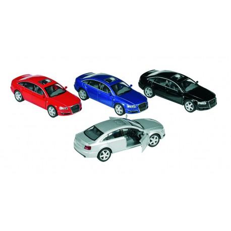 Voiture en métal - Audi A6