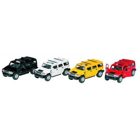 "Véhicule en métal "" Hummer H2 SUV"" - 2008"