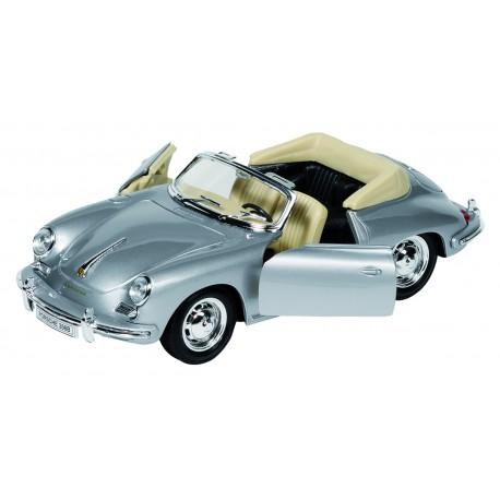 """Véhicule en métal """" Porsche 356B"""" Cabriolet"""