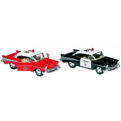 Voiture Chevrolet bel air ( 1957)