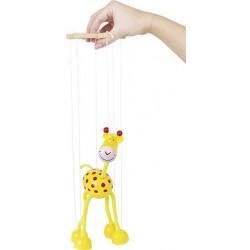 Marionnette flexible - Girafe