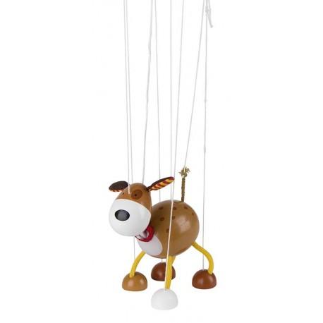 Marionette flexible - Chien