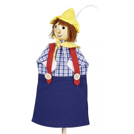Marionnette - Seppl ( Jardinier)