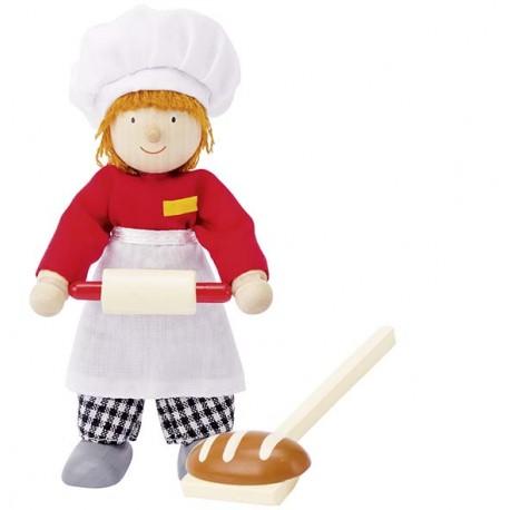 Poupée flexible - Boulanger