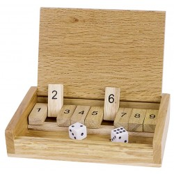 Shut the box - voyage