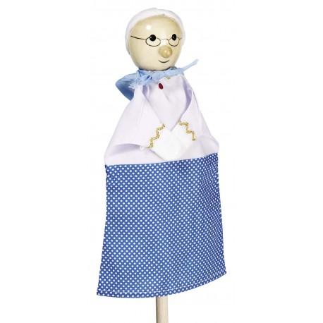Marionnette ( Grand mère)