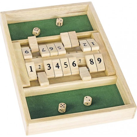 Shut the box - Duo