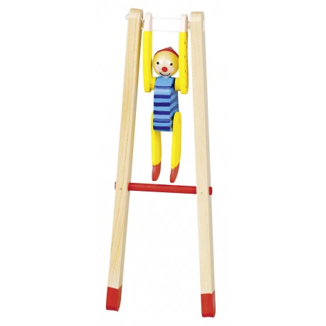 Clown Gymnaste