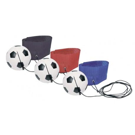 Ballon de foot avec bracelet