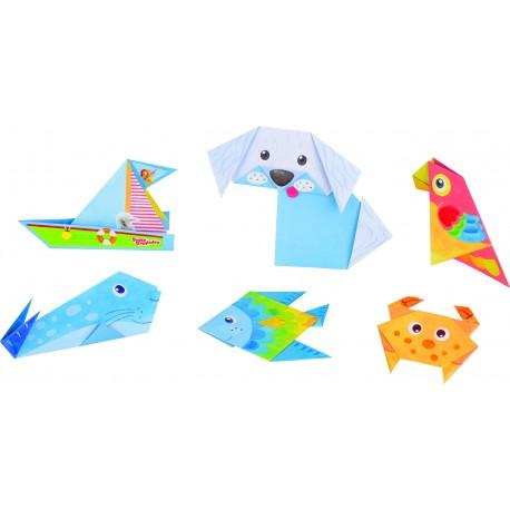 Origami - Kit de loisirs créatifs