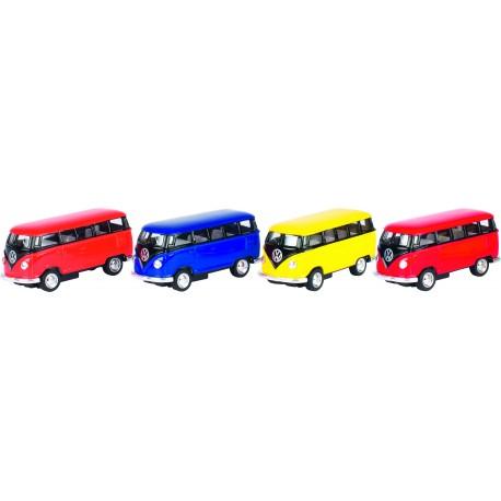 Microbus Volkswagen - Année 1962