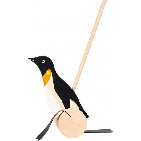 Animal à pousser - Pingouins ( qui fait flap flap en marchant)