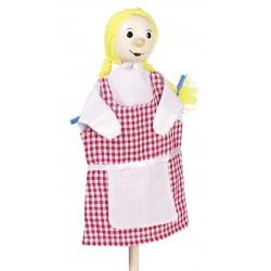 Marionnette - Gretel (Petite fille) - GOKI - 4 ans Modèle Exposition