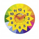 DESTOCKAGE Horloge Soleil (Ø 28 cm)