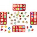 GOKI Jeu de l'Alphabet - 110 éléments