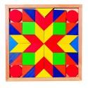 Jeu en bois Mosaique 3 ans