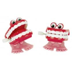 Dentier sauteur