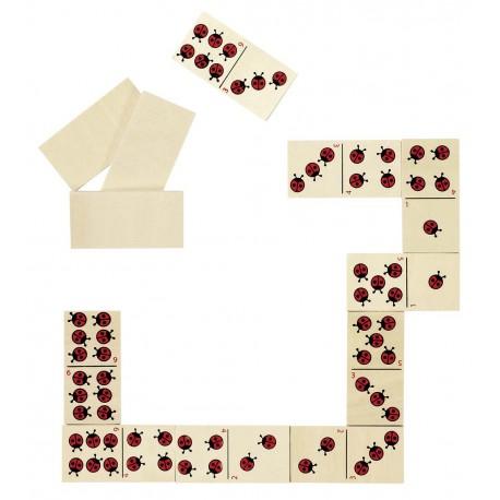 Dominos Coccinelles