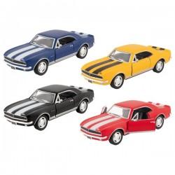 Véhicules en métal- Camaro Z 1967