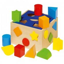 GOKI - Boîte à Formes (Sort Box) - 1 an
