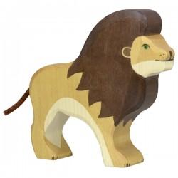 Holtztiger - Lion en Bois