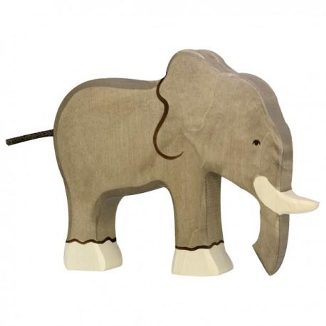 Holtztiger - Eléphant en Bois
