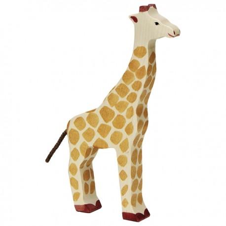 Holztiger - Girafe en Bois