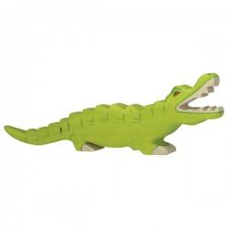 Holztiger - Crocodile en Bois