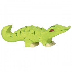 Holztiger - Petit Crocodile en Bois