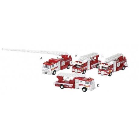 Camion de pompier avec son et Lumière
