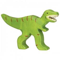 Holztiger - Wooden Tyrannosaurus Rex